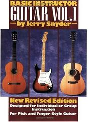 Cover of: Basic Instructor Guitar, Vol. 1
