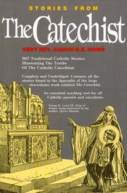 Cover of: Stories from the Catechist | Canon