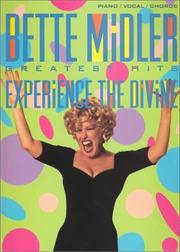 Cover of: Bette Midler Greatest Hits