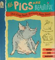 Cover of: All pigs are beautiful |