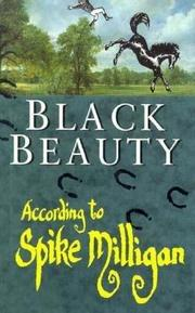 Cover of: Black Beauty according to Spike Milligan