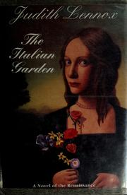 Cover of: The Italian garden