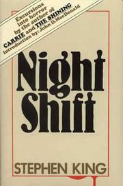 Cover of: Night Shift