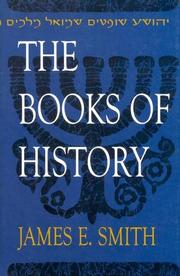 Cover of: books of history | James E. Smith