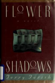 Cover of: Flower Shadows