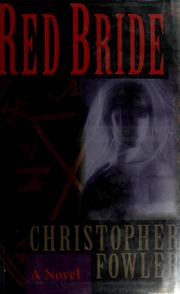 Cover of: Red bride