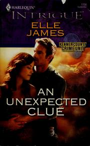 Cover of: An unexpected clue