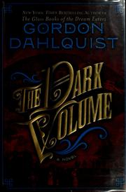 Cover of: The dark volume