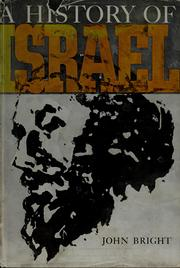 A history of Israel.