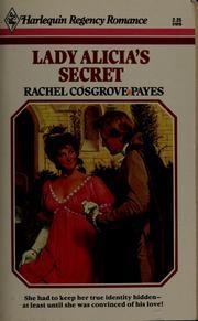 Lady Alicia's secret