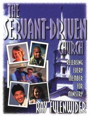 Cover of: The Servant-Driven Church