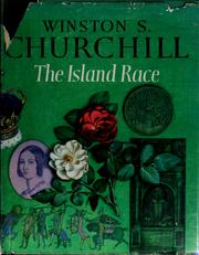 Cover of: The Island Race