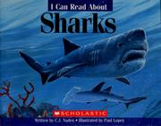 Cover of: I can read about sharks
