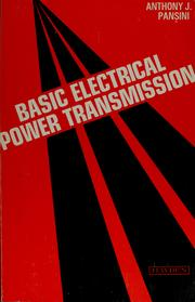Cover of: Basic electrical power transmission