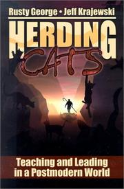 Cover of: Herding Cats | Rusty George