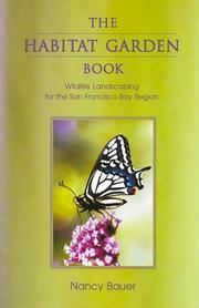 The Habitat Garden Book