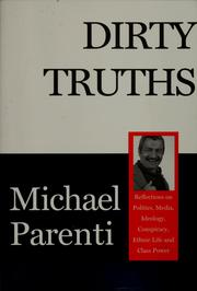 Cover of: Dirty truths by Michael Parenti