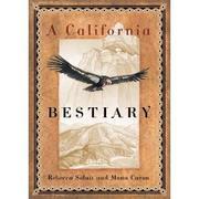 A California bestiary