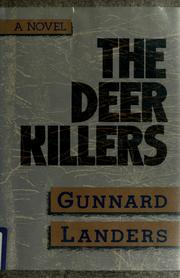Cover of: The deer killers