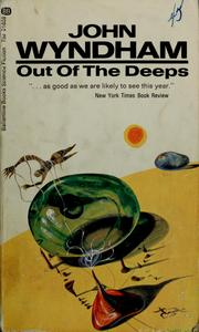 Cover of: Out of the deeps