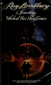 Cover of: Something Wicked This Way Comes