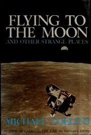Cover of: Flying to the Moon and other strange places