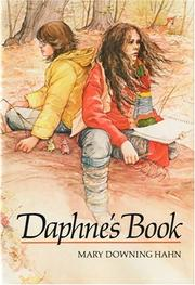 Cover of: Daphne's Book