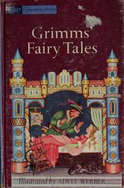 Cover of: Grimms' Fairy Tales by Brothers Grimm