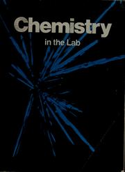Cover of: Chemistry in the lab