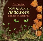 Cover of: Scary, Scary Halloween