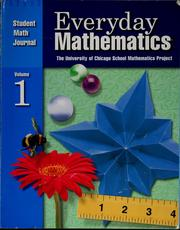 Cover of: Everyday mathematics | Jean Bell