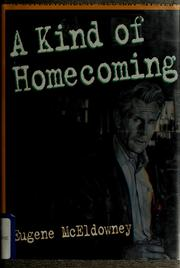 Cover of: A kind of homecoming