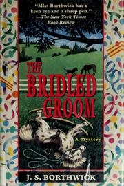 Cover of: The bridled groom