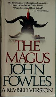 Cover of: The magus