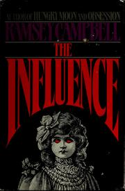 Cover of: The influence