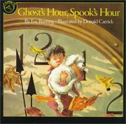 Cover of: Ghost's Hour, Spook's Hour