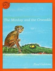 The monkey and the crocodile by