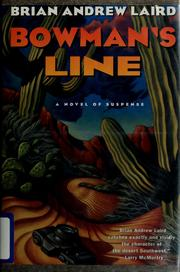 Cover of: Bowman's line