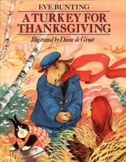 Cover of: A Turkey for Thanksgiving