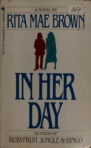 Cover of: In her day