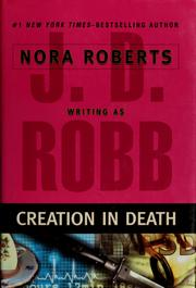 Cover of: Creation in Death