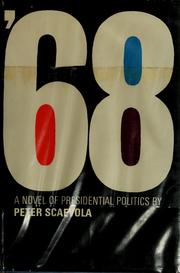 Cover of: '68 | Peter Scaevola