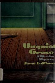 Cover of: Unquiet grave