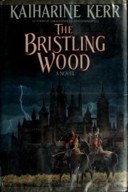 Cover of: The bristling wood