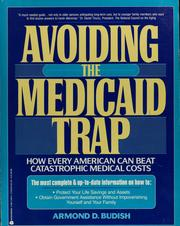 Cover of: Avoiding the Medicaid trap