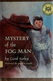 Cover of: Mystery of the fog man
