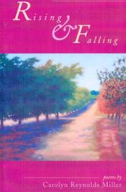 Cover of: Rising & falling | Carolyn Miller