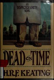 Cover of: Dead on time