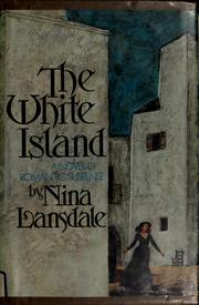 Cover of: The white island