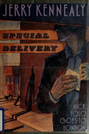 Cover of: Special delivery